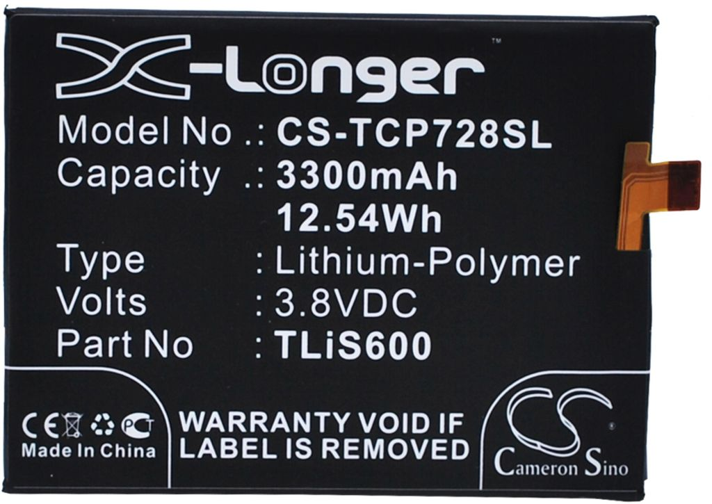 CS-TCP728SL