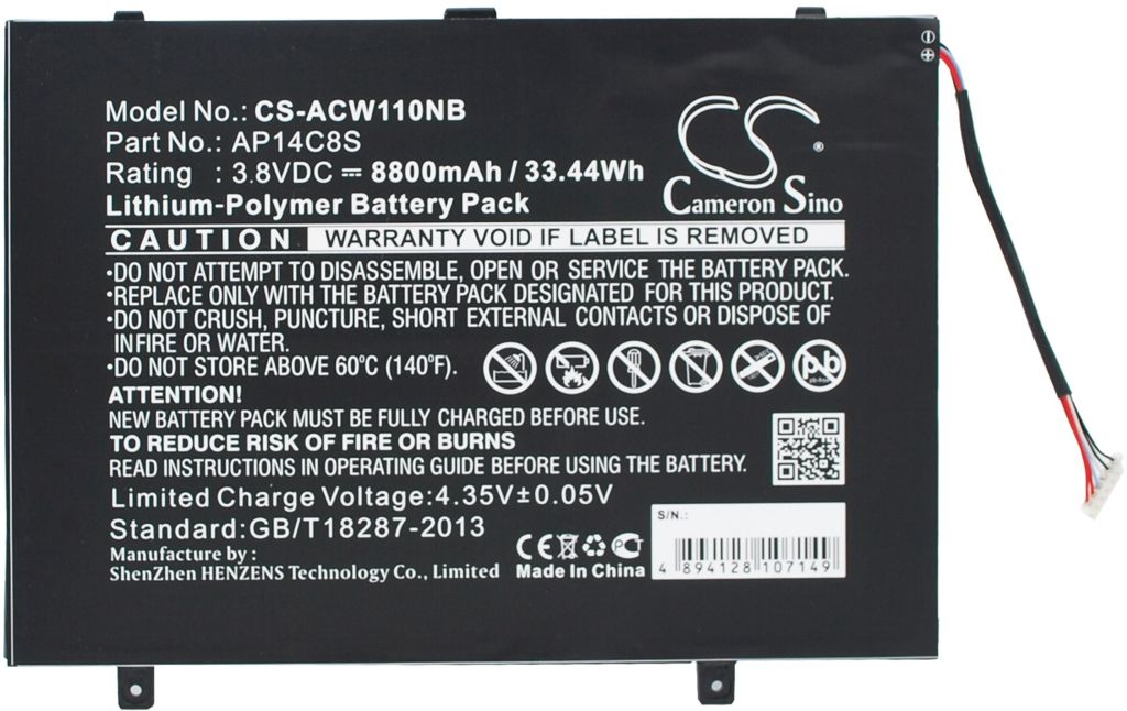 CS-ACW110NB